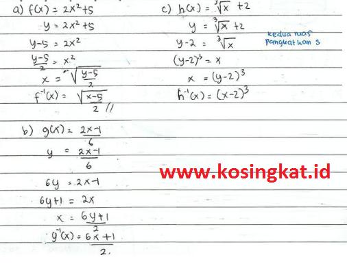 kunci jawaban matematika kelas 10 halaman 113 uji kompetensi 3.2