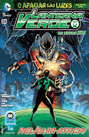 Os Novos 52! Lanterna Verde #24