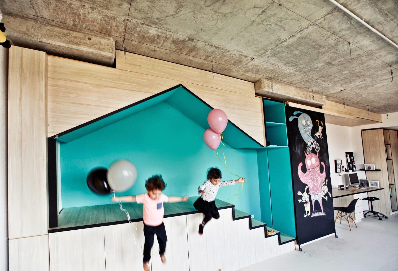 MoD Design Guru - Fresh Ideas + Cleverly Modern Design: DESIGNER SPOTLIGHT: Input Creative Studio   Artist Children's Portrait Studio Eight