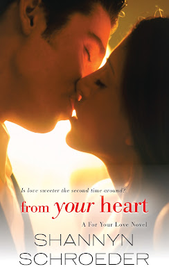 From Your Heart by Shannyn Shroeder cover