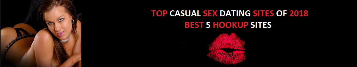 Top casual sex sites