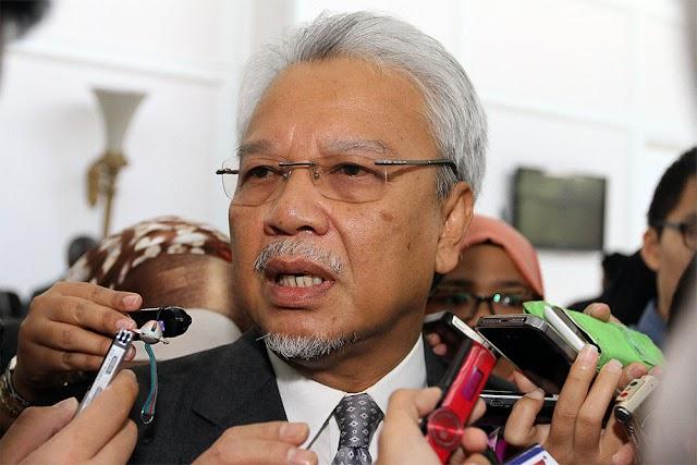 Gangguan Seksual: Husni Fikir Najib Adalah Dalang Disebalik Laporan Polis