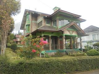 Villa Hijau Istana Bunga Lembang - Villa 5 Kamar