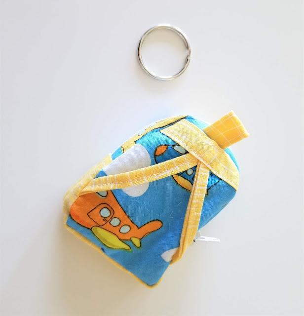free mini backpack pattern