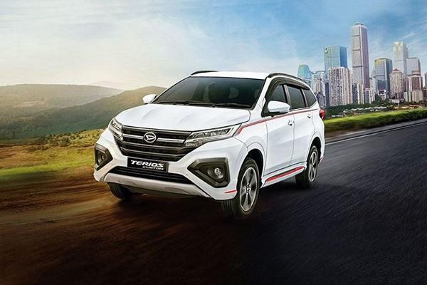 All New Daihatsu Terios 2020 yang Semakin Bertambah Nyaman