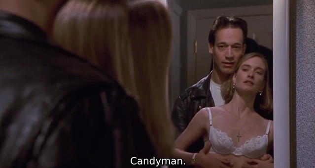 Adegan sadis dari film Candyman (1992)