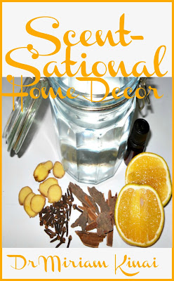 Scent-Sational Home Decor teaches you how to use natural ingredients to make your home smell sensational.
