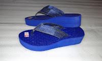 Online Sandal Wedges Murah (Kelom Geulis Tasikmalaya)