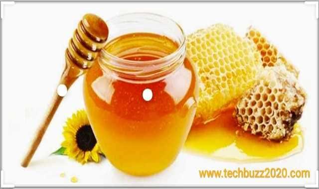 Honey components