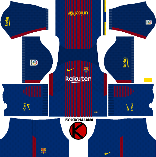 barcelona nike kits 2017 2018 dream league soccer 2017 and fts15 ihackshyz dls kits games more