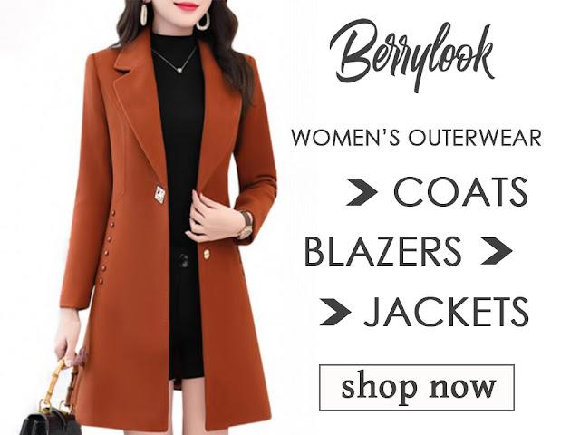 Недорогие и модные пальто для женщин в интернет-магазине Berrylook