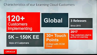 Oracle Learning Cloud - Customer Characteristics - Holger Mueller Constellation Research