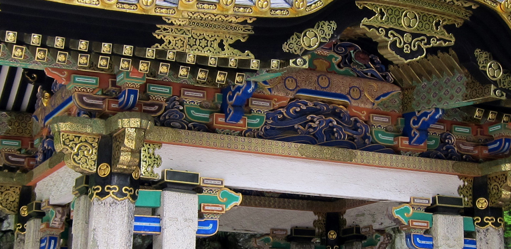 Taiyū-in Reibyō (大猷 院 霊 廟) atau Kuil Taiyu-in yang dikelola oleh Rinnō-ji