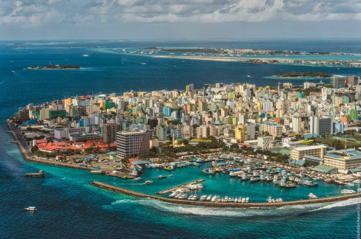 23. Malé, Maldives - 30 Best and Most Breathtaking Cityscapes