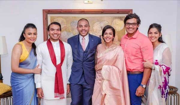 21 year old drummer Limini who weds Namal invites all 225 ...