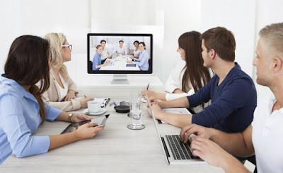 Ngày nay sử dụng giải pháp hội nghị truyền hình là lựa chọn của nhiều doanh nghiệp