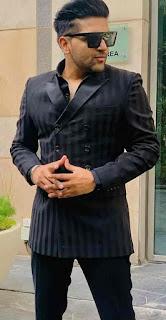 Guru Randhawa Hairstyle