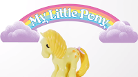 My Little Pony Retro G1 Funko Pop Ponies Butterscotch