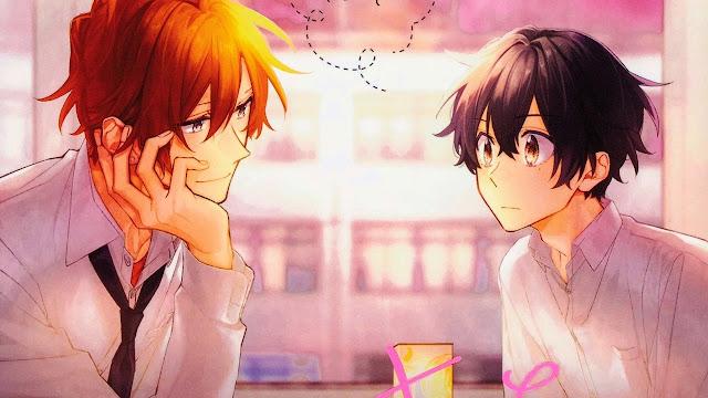 """Anime shonen-ai """"Sasaki to Miyano"""", nuevo tráiler"""