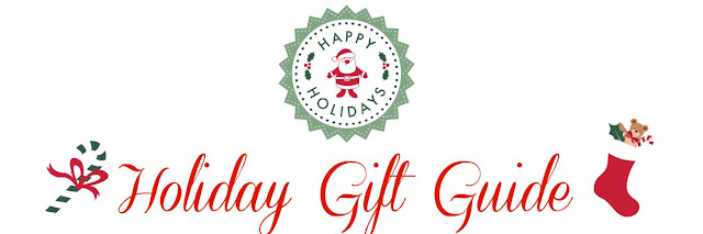 Holiday Gift Guide includes Chicago Shops via www.gabyramos.com