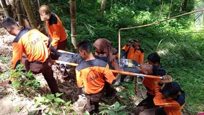 SMK PATRIOT Pituruh Gelar Latihan Penanggulangan Bencana