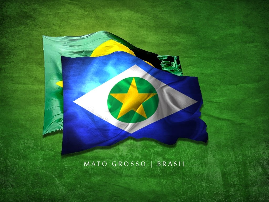 Brazil Mato Grosso State on 18th century belt