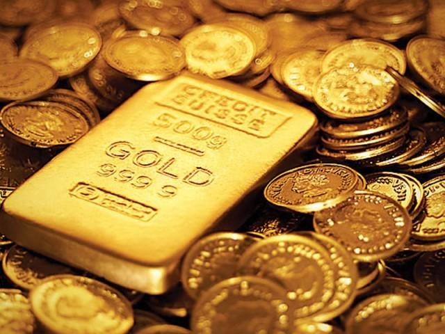 El oro cierra a la baja en Septiembre