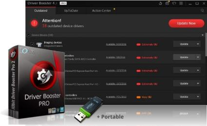 IObit Driver Booster Pro 7.5.0.751 + Portable Download Grátis