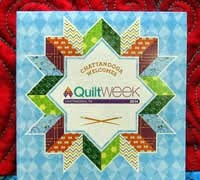 Chattanooga AQS Quilt Week