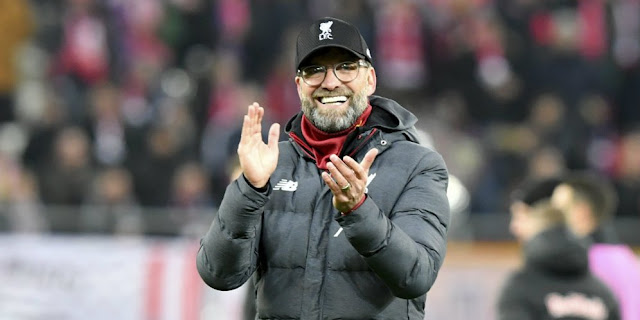 Jurgen Klopp Record 3 Records With Liverpool Throughout 2019