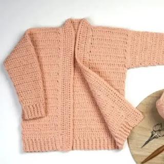 Abrigo Galaxy a Crochet