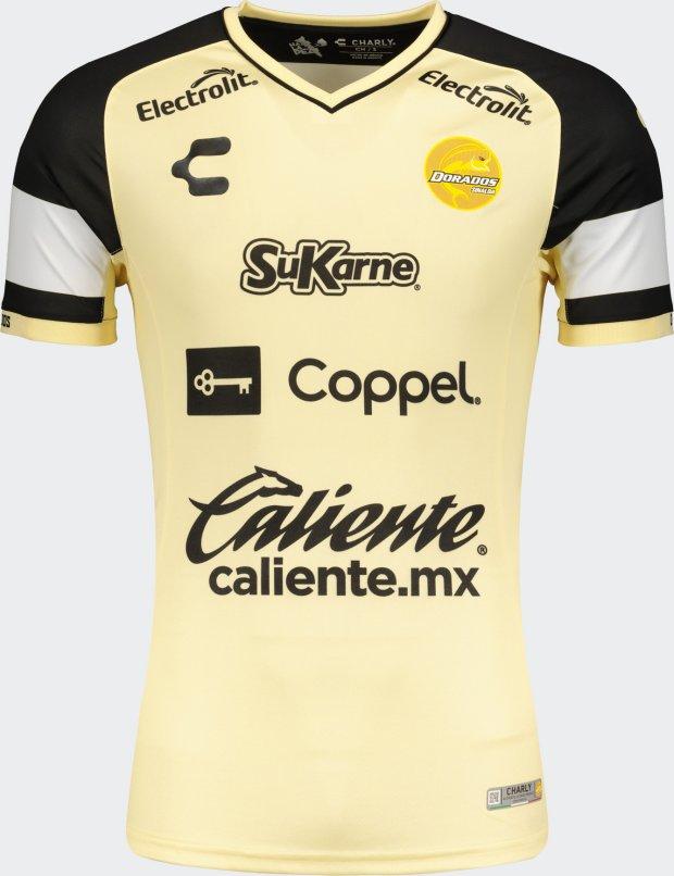 71f8e1c971c2f Charly lança as novas camisas do Dorados de Sinaloa - Show de Camisas