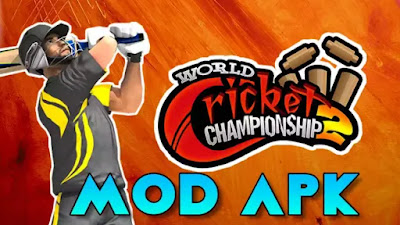 World Cricket Championship Mod Apk