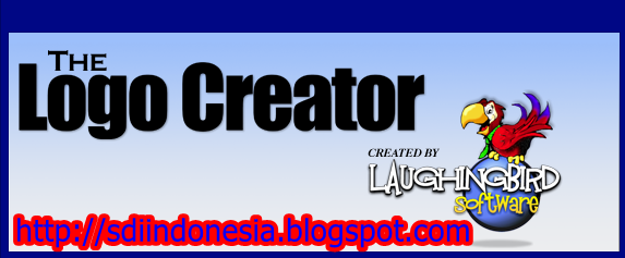 Free Download The Logo Creator full logo GRATIS
