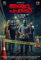 Anjaam Pathiraa (2020) Hindi Dubbed Full Movie Watch Online Movies
