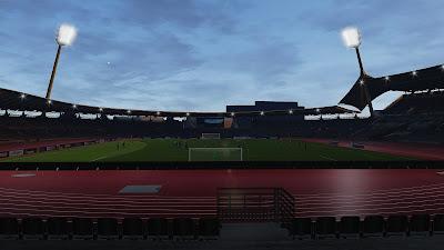 PES 2021 Stadium Stade Sebastien Charlety