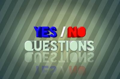 DBI | Contoh Lengkap Latihan Soal Materi Yes / No Questions