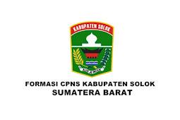 Formasi CPNS Kabupaten Solok Tahun 2019