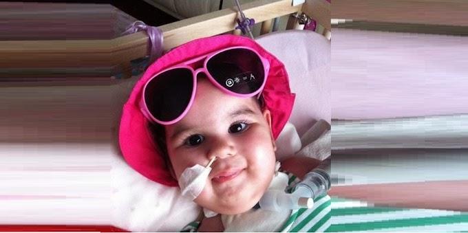 Η 7χρονη Μιχαέλα – Γαβριέλα χρειάζεται την ίδια θεραπεία με τον Παναγιώτη-Ραφαήλ για να ζήσει