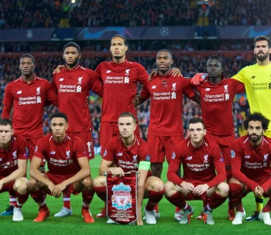 Şampiyonlar Ligini En Çok Kazanan Takımlar Liverpool - Kurgu Gücü