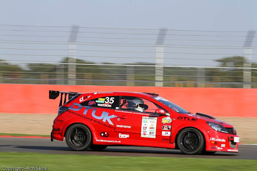 Time Attack Round 5- Silverstone and Trax