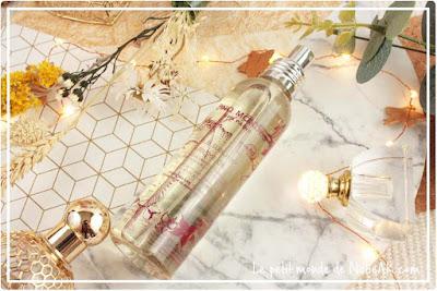 huile sèche cheveux utilisation