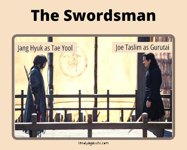 Review Film The Swordsman