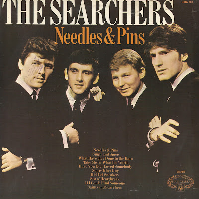 The Searchers (HallMark) Needles And Pins LP 1971