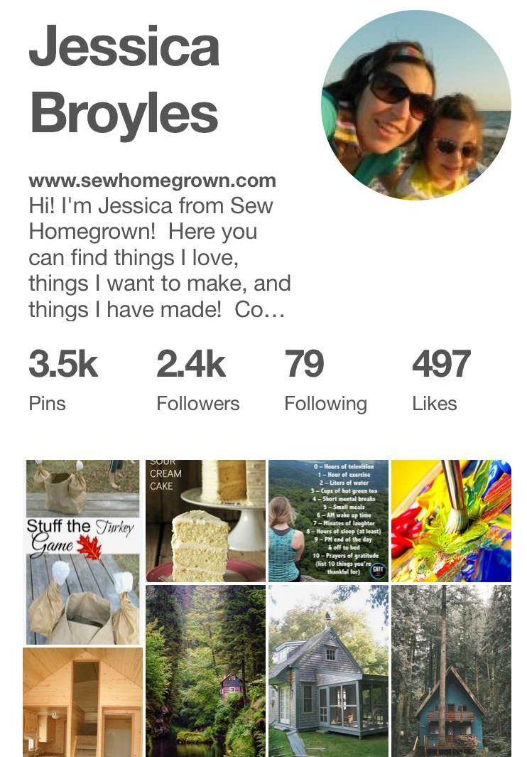 See what I'm pinning...