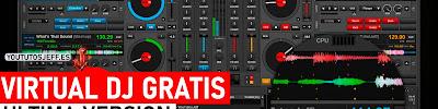 Descargar VIRTUAL DJ Ultima Version GRATIS PARA PC