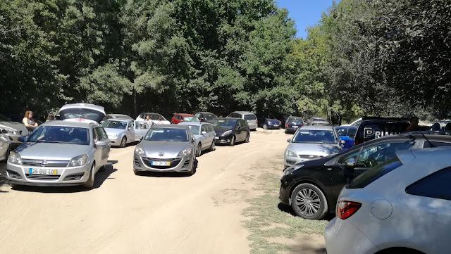 Parque de Estacionamento Grátis