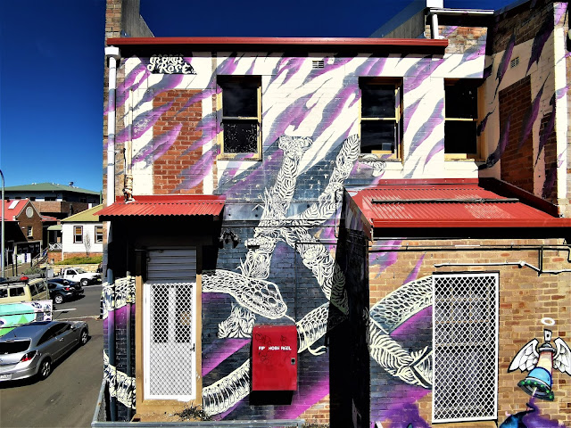 Katoomba Street Art   George Rose