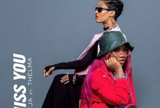(VIDEO) Di'ja Ft. Thelma – Miss You (Mp4 Download)