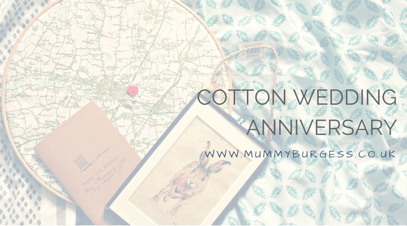 Wedding Anniversary Gifts By Year Uk: Cotton Wedding Anniversary Gift Ideas